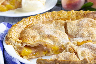 Plantation Peachy Pie