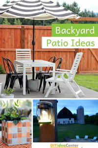 41 Incredible Backyard Patio Ideas