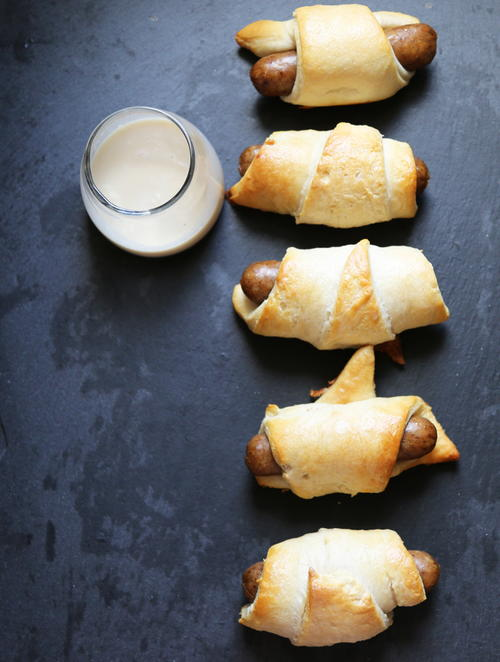 Sophisticated Pigs in a Blanket