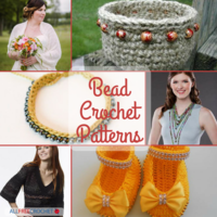 Crochet with Beads: 44 Bead Crochet Patterns