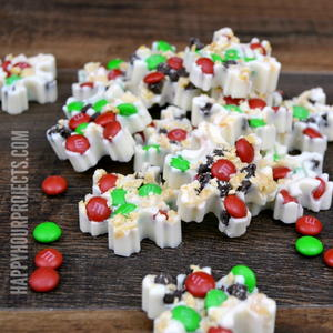 Easy White Chocolate Bark Recipe