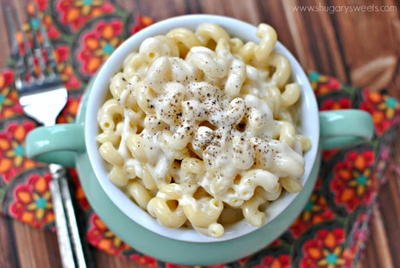 Panera Mac and Cheese Copycat