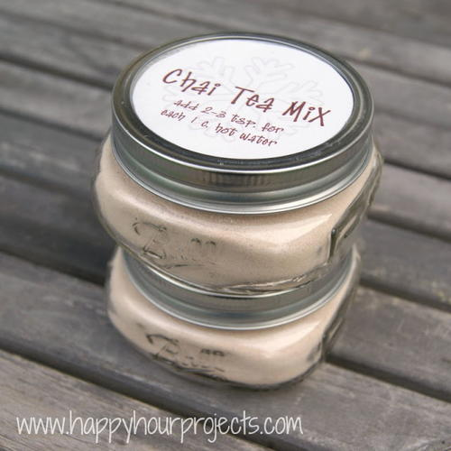 Chai Tea Mix Recipe