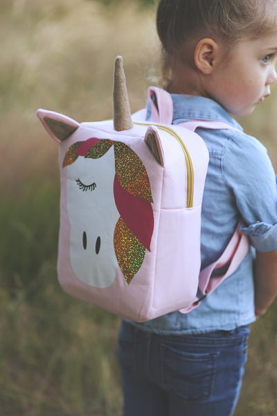 Precious Unicorn Backpack Pattern