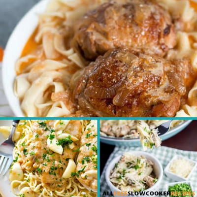 22 Easy Sunday Chicken Dinners Allfreeslowcookerrecipescom