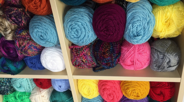 Displaying Yarn Can Leave It Vulnerable
