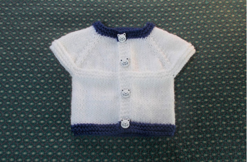 Aryton All In One Baby Top