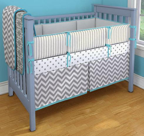 Box Pleat Crib Skirt Pattern
