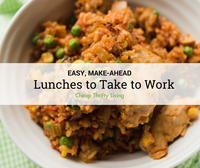 18 Cheap and Easy Lunches to Take to Work
