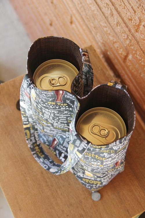 Double Beer or Wine Gift Bag