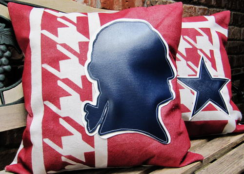 4th of July Outdoor Pillows