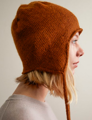 Top-Down Ear Flap Hat