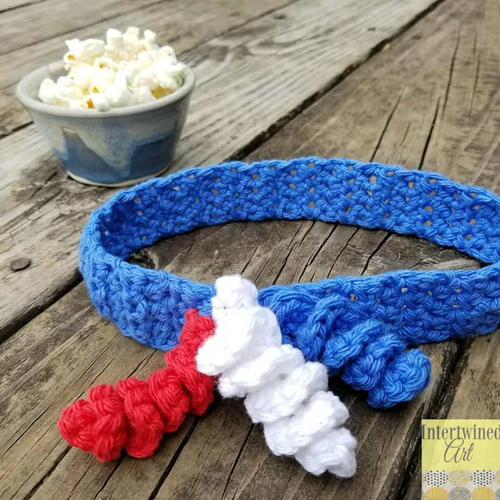 Super Simple Curly-Cue Headband