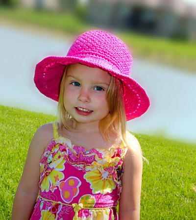 Stop & Rewind Sunhat - Kids' Sizes