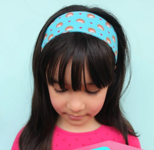 Die Cutter 10 Minute Headband Tutorial