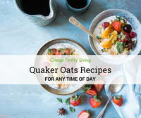 21 Quaker Oats Recipes for Any Time of Day
