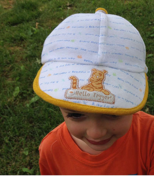 Toddler Baseball Cap Pattern