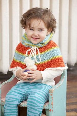 65 Crochet Poncho Patterns Allfreecrochetcom