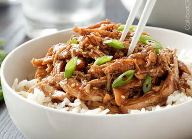 Better Than Takeout Slow Cooker Honey Soy Chicken