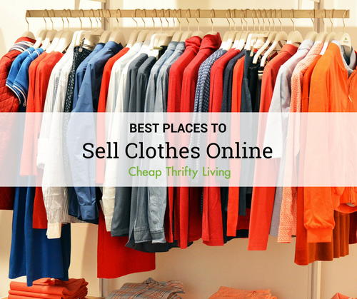 4 Best Places to Sell Clothes Online