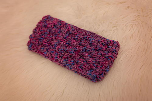 Basketweave Ear Warmer