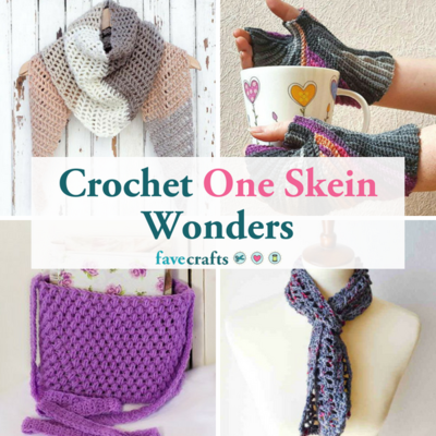 Crochet One Skein Wonders