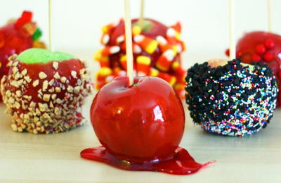 Easy Candy Apple Recipe