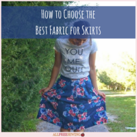 How to Choose the Best Fabric for Skirts