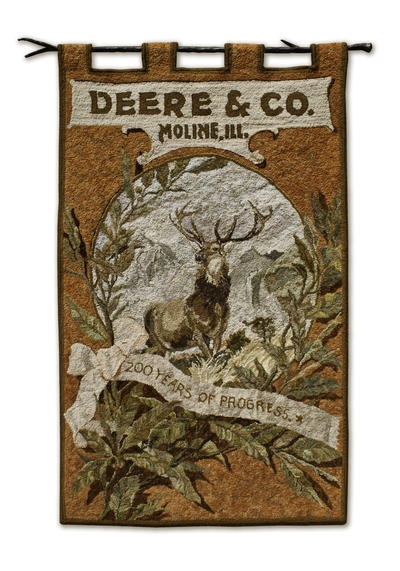 Deere & Co., 200 Years of Progress, Celebration XVI