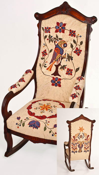Fraktur Chair, Celebration XXII