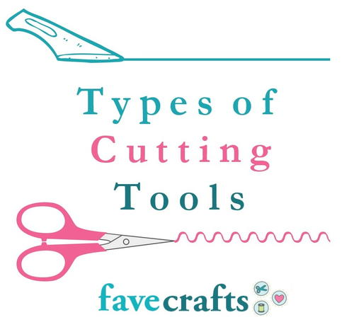 Types of Cutting Tools A Guide for crafting
