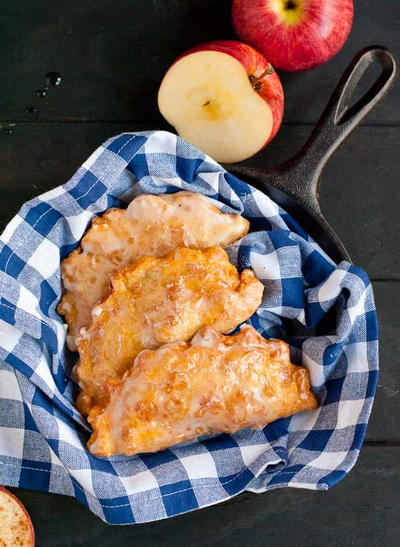 Amazing Amish Apple Hand Pies
