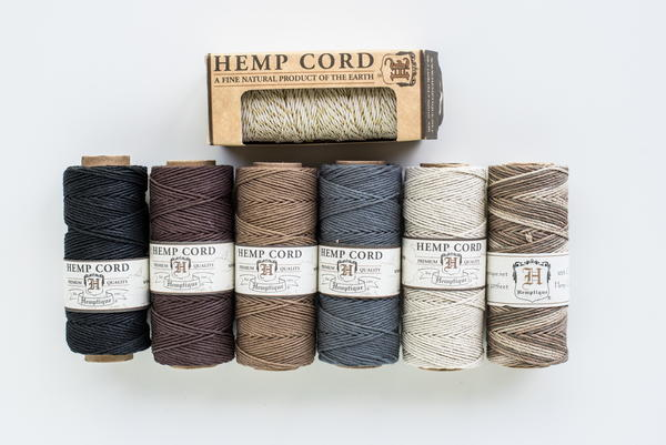 Hemptique Hemp Cord