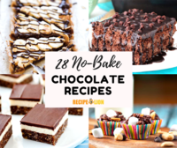28 No Bake Chocolate Desserts for the Chocoholic