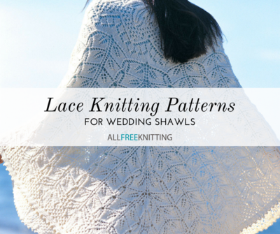 Lace Knitting Patterns for Wedding Shawls