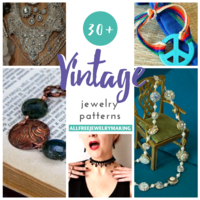 30+ Vintage Jewelry Patterns