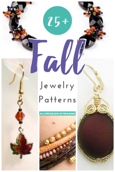 Fall Jewelry Patterns