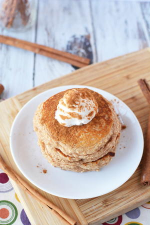 High Protein Breakfast Pancakes Favehealthyrecipes Com