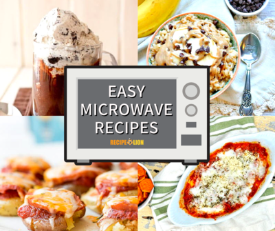 16 Quick and Easy Microwave Recipes