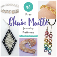 46 Free Chain Maille Jewelry Patterns
