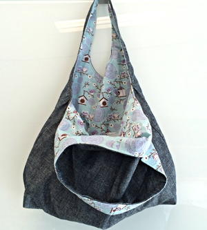 Remona's Reversible Tote Bag