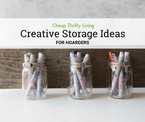 14 Creative Storage Ideas for Hoarders