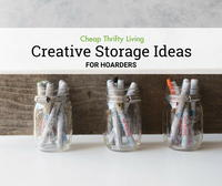 15 Creative Storage Ideas for Hoarders