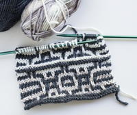 Mosaic Knitting 101: The Magic of Slip Stitch Colorwork