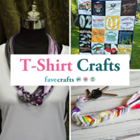 18 T-Shirt Crafts