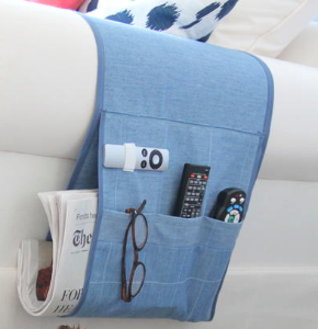 DIY Remote Caddy Tutorial