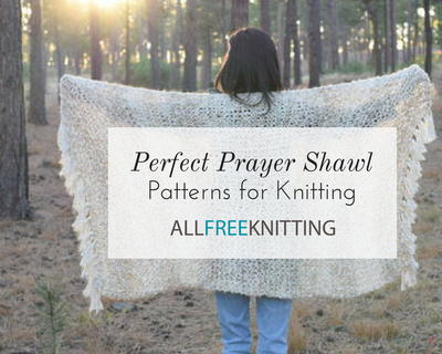 15 Prayer Shawl Patterns for Knitting | AllFreeKnitting com