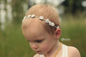 Dainty Flower Crown Crochet Pattern
