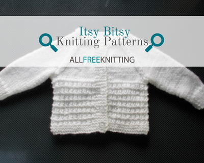 Itsy Bitsy Knitting Patterns