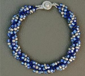 Free Bead Patterns for Strung Bracelet ...